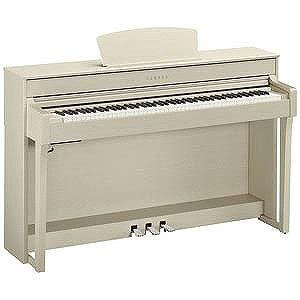 YAMAHA 電子ピアノ Clavinova(クラビノーバ) CLPシリーズ(88鍵盤/ホワイトアッシュ調) CLP-635WA (標準設置無料)