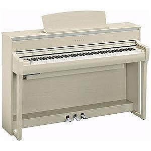 YAMAHA 電子ピアノ Clavinova(クラビノーバ) CLPシリーズ(88鍵盤) CLP-675WA (ホワイトアッシュ調)(標準設置無料)