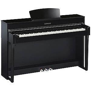 YAMAHA 電子ピアノ Clavinova(クラビノーバ) CLPシリーズ(88鍵盤/黒鏡面艶出し仕上げ) CLP-635PE(標準設置無料)