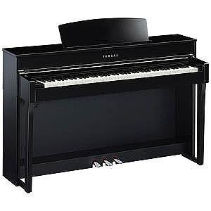 YAMAHA 電子ピアノ Clavinova(クラビノーバ) CLPシリーズ(88鍵盤/黒鏡面艶出し仕上げ) CLP-645PE (標準設置無料)