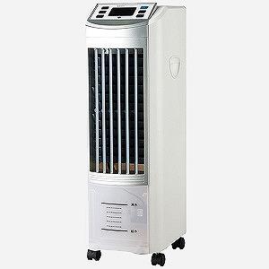 エスケイジャパン 液晶式リモコン付冷風扇 SKJ-WM50R2(W