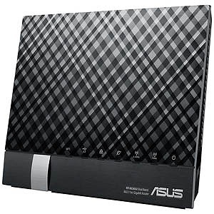 ASUS 無線LANルータ 親機単体 1300+600Mbps・ギガルータ RTAC65U