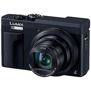 パナソニック コンパクトデジタルカメラ LUMIX(ルミックス) DC-TZ90(ブラック)