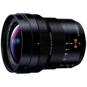 パナソニック 一眼レフ用交換レンズ LEICA DG VARIO-ELMARIT 8-18mm/F2.8-4.0 ASPH.(マイクロフォーサーズマウント)