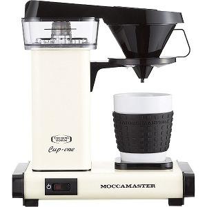 テクニホルム モカマスター カップワン(コーヒーメーカー) MM300-CR (クリーム)(送料無料)