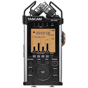タスカム リニアPCMレコーダー (ハイレゾ音源対応) DR-44WL VER2-J