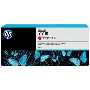 HP 「純正」HP 771B インクカートリッジ (クロムレッド)  B6Y00A(送料無料)