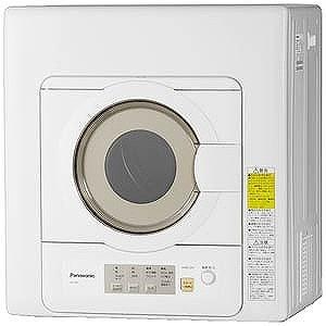 パナソニック 電気衣類乾燥機 (乾燥6.0kg) NH-D603-W ホワイト (標準設置無料)