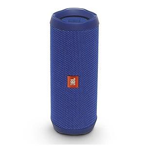 JBL ブルートゥーススピーカー FLIP4 JBLFLIP4BLU (ブルー)(送料無料)