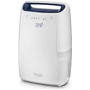 デロンギ コンプレッサー式衣類乾燥除湿機 (~18畳) DEX16FJ ホワイト(送料無料)