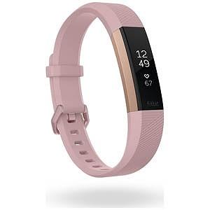 ウェアラブル端末 スペシャルエディション Small 「Fitbit Alta HR」(リストバンドタイプ) FB408RGPKS-CJK (Pink Rose Gold)(送料無料)