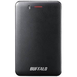 バッファロー ポータブルHDD 240GB [USB3.1・Win/Mac] SSD-PMU3Aシリーズ SSD-PM240U3A-B ブラック(送料無料)
