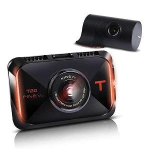 MARSHAL 前後2カメラ 液晶付ドライブレコーダー FineVu T20 T20A