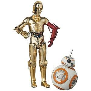 スター・ウォーズ マフェックス No.029 MAFEX C-3PO & BB-8