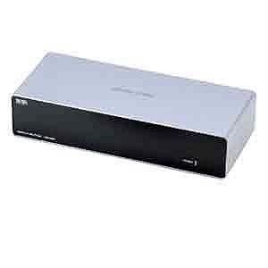 サンワサプライ 高性能ディスプレイ分配器(8分配) VGA‐SP8(送料無料)