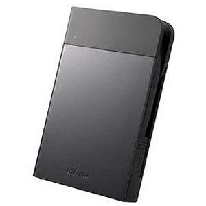 バッファロー ポータブルHDD「USB3.0・1TB」耐衝撃×防雨防塵 HD‐PZN1.0U3‐B