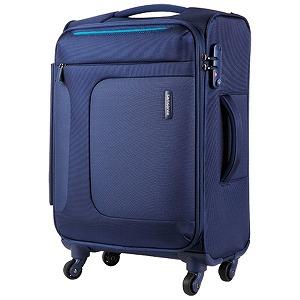 TSAロック搭載ソフトキャリー Asphere(70L) 72R01002 (ブルー)(送料無料)
