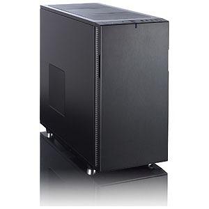 ATX/Micro ATX/Mini ITX対応(電源なし) FD‐CA‐DEF‐R5‐BK (ブラックパール)