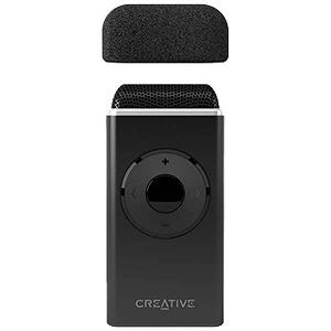クリエィティブ PCスピーカー用ワイヤレスマイク[φ3.5ミニプラグ]Creative iRoar Mic SP-IROMC(送料無料)