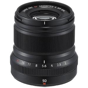 富士フイルム 交換レンズ FUJIFILM Xマウント XF50mmF2 R WR(ブラック)