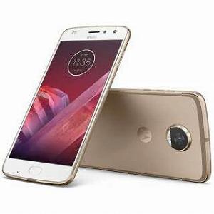 モトローラ Moto Z2 Play ファインゴールド 「AP3835AJ1J4」 Android 7.1.1・5.5型・メモリ/ストレージ:4GB/64GB nanoSIM×2 SIMフリースマートフォン