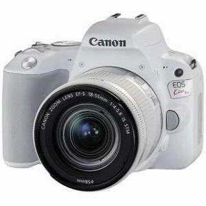 Canon デジタル一眼 EOS Kiss X9(W)【EF-S18-55 IS STM レンズキット】 (ホワイト/デジタル一眼レフカメラ) KISSX9WH1855F4ISSTML(送料無料)