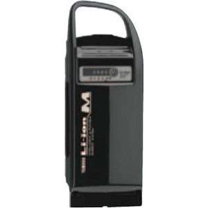YAMAHA スペアバッテリー X56-22 90793-25114(ブラック)【6.0Ah】
