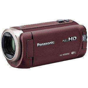 パナソニック SD対応 64GBメモリー内蔵フルハイビジョンビデオカメラ HC-W585M-T(ブラウン)(送料無料)