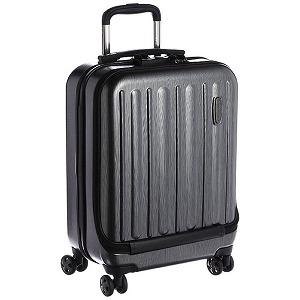 HIDEO.W スーツケース フラッシュ(34L) 8575991 ブラック(送料無料)