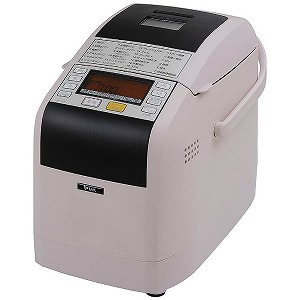 エムケー精工 ホームベーカリー 「ふっくらパン屋さん」(1.5斤) HBK-152P ピンク(送料無料)