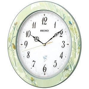 セイコー 電波掛け時計「Natural Style(ナチュラルスタイル)」 RX214M