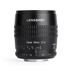トキナー 交換レンズ レンズベビー Velvet85(ベルベット85mm) F1.8ソフト【ニコンFマウント】(送料無料)