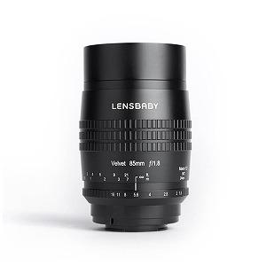 トキナー 交換レンズ レンズベビー Velvet85(ベルベット85mm) F1.8ソフト【ソニーEマウント】(送料無料)