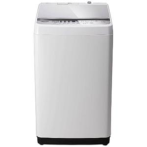 ハイセンス 全自動洗濯機 (洗濯5.5kg) HW-G55A-W ホワイト (標準設置無料)