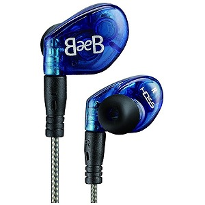 BLUEEVERBLUE カナル型イヤホン Blue Ever Blue Model 2000EX (BLUE)(送料無料)
