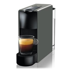 ネスレ 専用カプセル式コーヒーメーカー 「エッセンサ・ミニ」 C30GR インテンスグレー(送料無料)