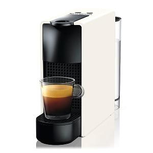 ネスレ 専用カプセル式コーヒーメーカー 「エッセンサ・ミニ」 バンドルセット C30WH-A3B ピュアホワイト