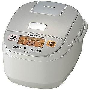 象印 ZOJIRUSHI 炊飯器 「極め炊き」[5.5合/マイコン] NL-DS10-WA
