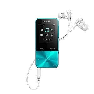 ソニー デジタルオーディオプレーヤー WALKMAN S310シリーズ (4GB) NW-S313-L ブルー