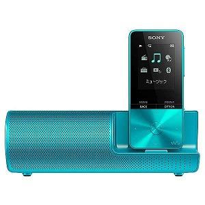 ソニー デジタルオーディオプレーヤー WALKMAN S310シリーズ (ブルー/4GB) スピーカー付属 NW-S313K LC 【ワイドFM対応】