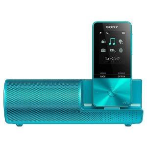 ソニー デジタルオーディオプレーヤー WALKMAN S310シリーズ (16GB) NW-S315K LC ブルー スピーカー付属【ワイドFM対応】