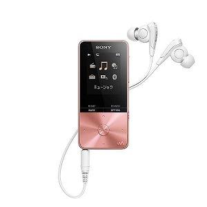 ソニー デジタルオーディオプレーヤー WALKMAN S310シリーズ (ピンク/4GB) NW-S313 PIC 【ワイドFM対応】