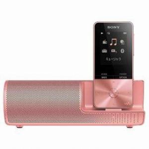 ソニー デジタルオーディオプレーヤー WALKMAN S310シリーズ (16GB) NW-S315K PIC ライトピンク  スピーカー付属【ワイドFM対応】