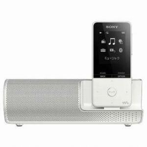 ソニー デジタルオーディオプレーヤー WALKMAN S310シリーズ (16GB) NW-S315K WC ホワイト スピーカー付属【ワイドFM対応】