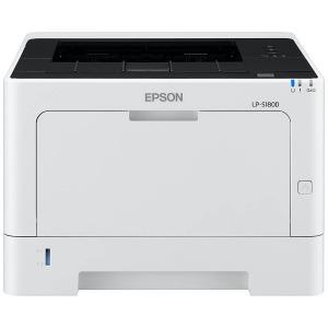 EPSON A4モノクロレーザープリンター LP-S180D