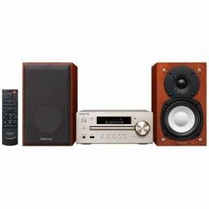 ケンウッド 【ハイレゾ音源対応】Bluetooth対応 ミニコンポ(ゴールド) K-515-N 【ワイドFM対応】(送料無料)
