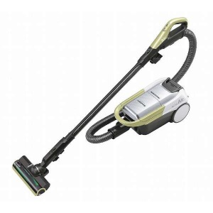シャープ 紙パック式掃除機 「RACTIVE Air」 (自走式ブラシ搭載) EC-AP500-Y イエロー系(送料無料)