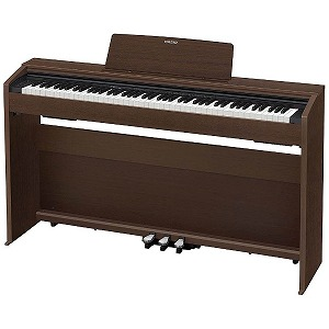 CASIO 電子ピアノ Privia(プリヴィア)(88鍵盤) PX-870BN (オークウッド調)(標準設置無料)