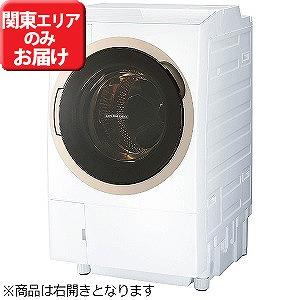東芝 [右開き] ドラム式洗濯乾燥機 (洗濯11.0kg/乾燥7.0kg)  TW-117X6R-W グランホワイト(標準設置無料)