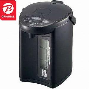 象印 電動給湯式電気ポット 「優湯生」(3.0L) CV-EV30BK-HM (送料無料)